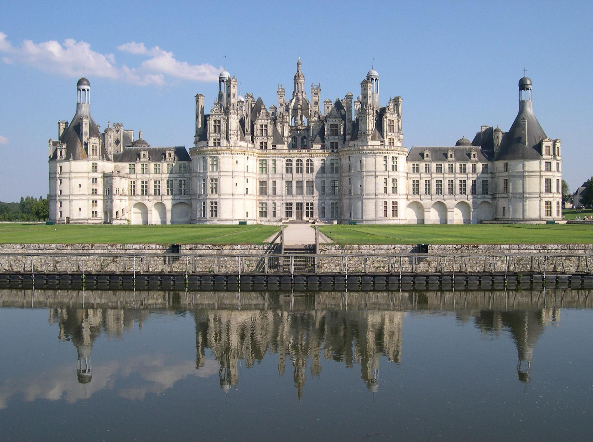 Comte de Chambord : Chateau de Chambord