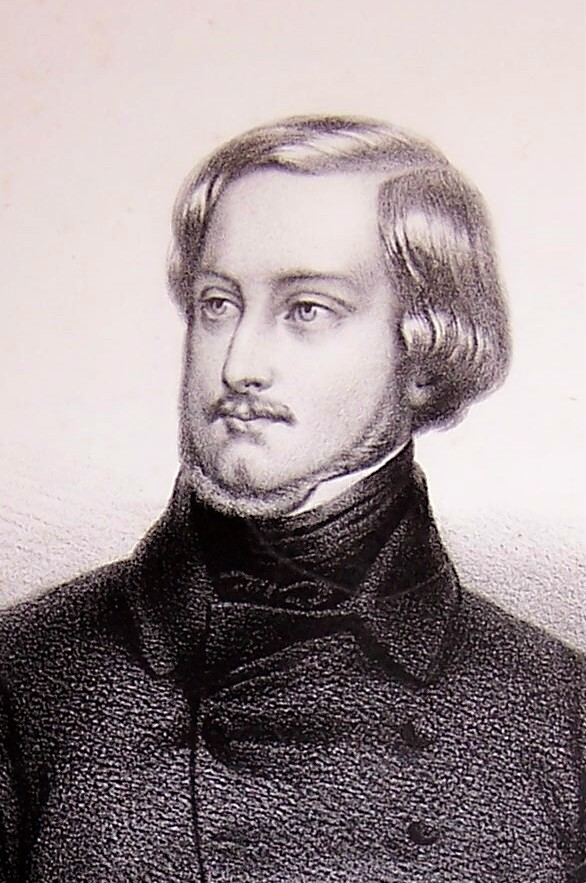 Comte de Chambord : portrait