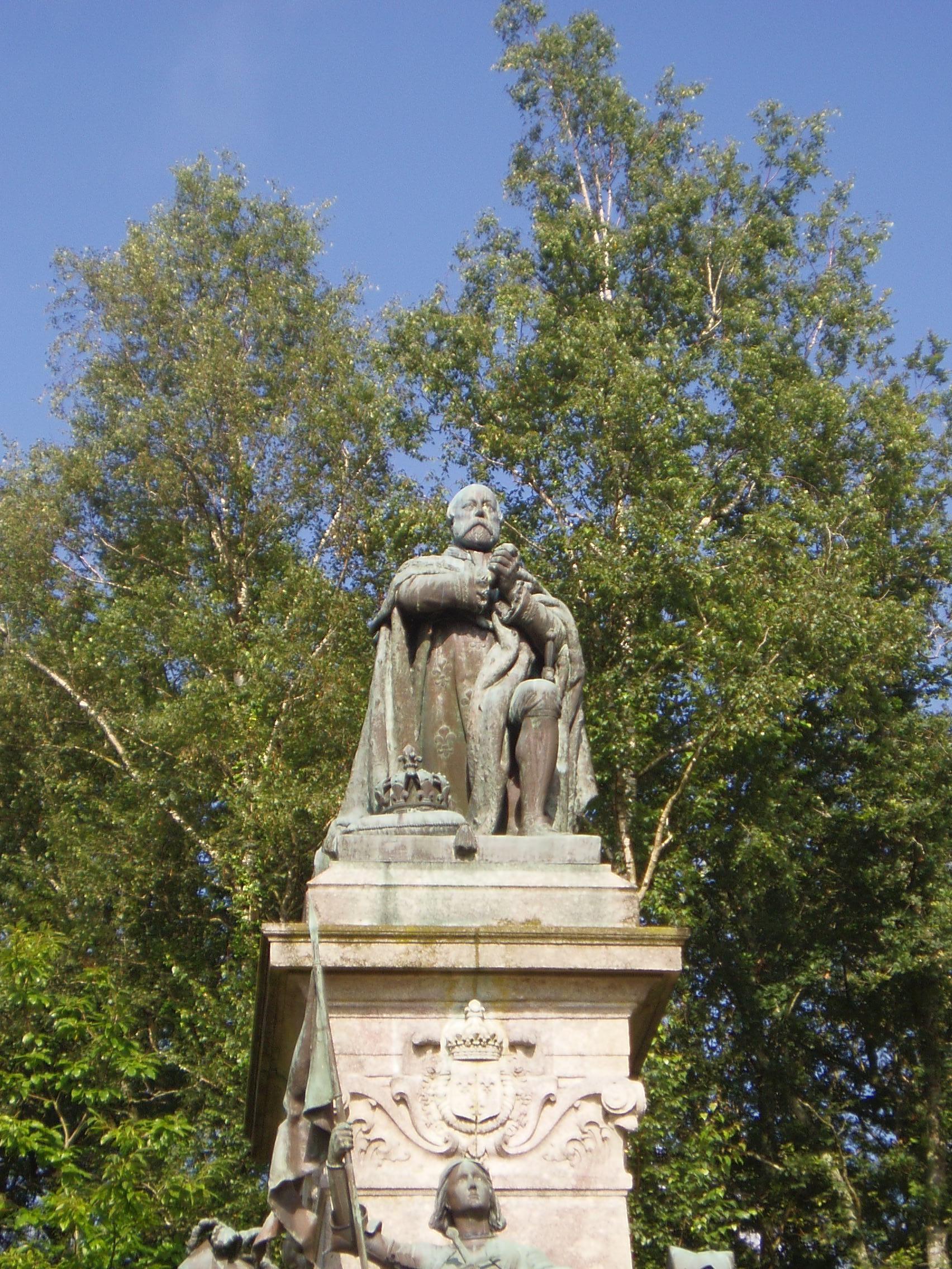Mémorial du Comte de Chambord