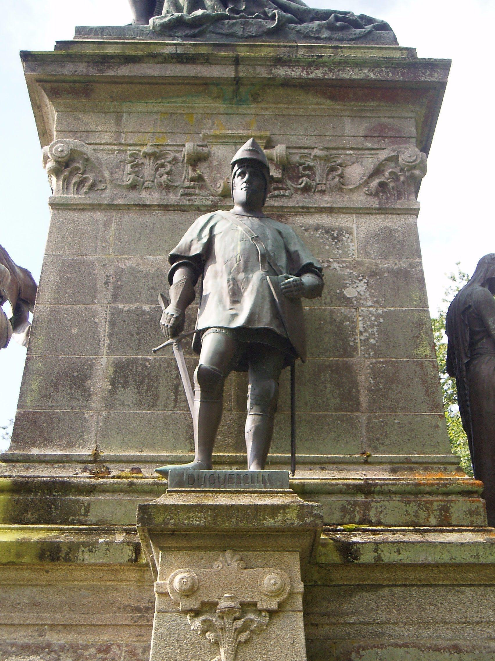 Mémorial du comte de Chambord : Du Guesclin